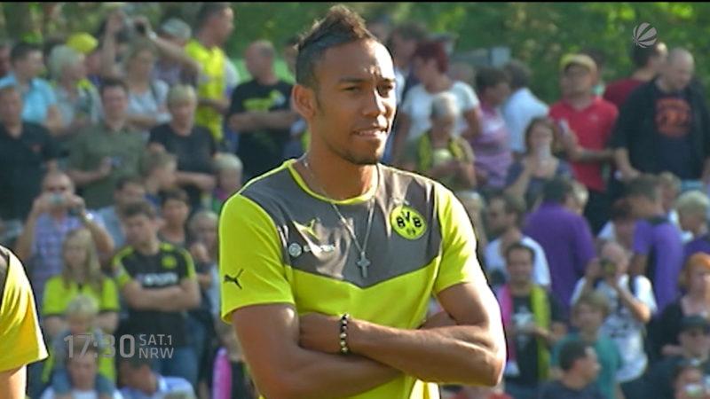 Dortmund gegen FC Porto (Foto: SAT.1 NRW)