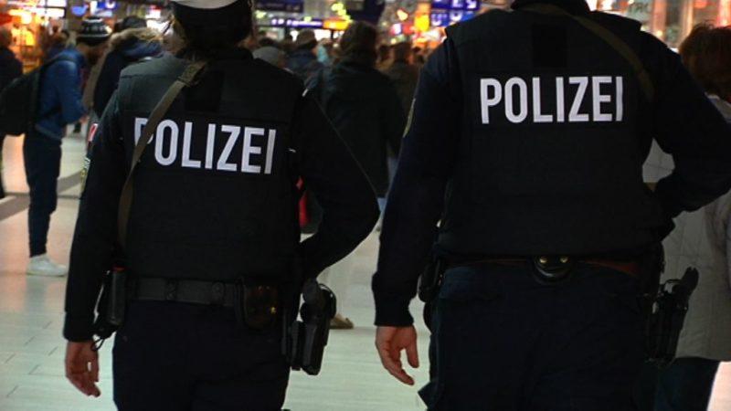 31.579 Pendler – 1 Polizist (Foto: SAT.1 NRW)