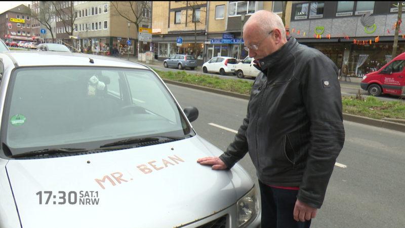 Wo ist mein Auto? (Foto: SAT.1 NRW)