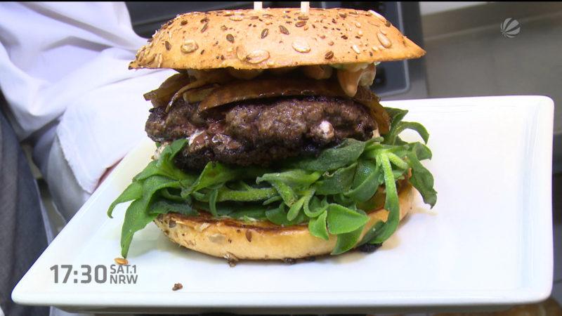 Burgertrend in NRW (Foto: SAT.1 NRW)