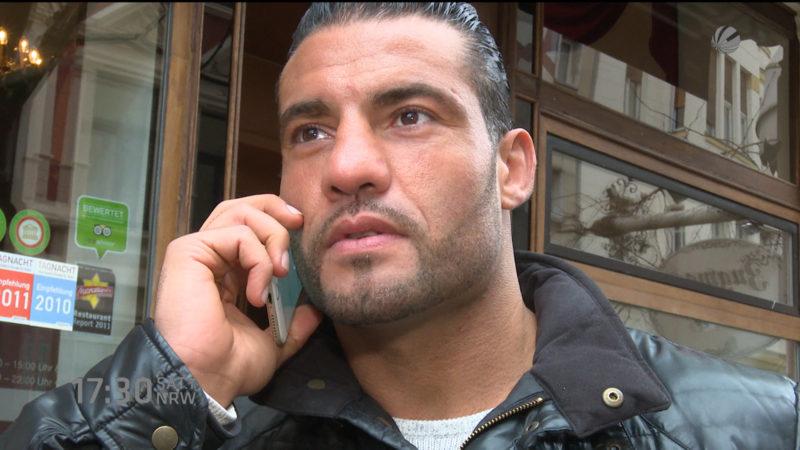 Fünf Jahre Haft für Schüsse auf Profi-Boxer (Foto: SAT.1 NRW)