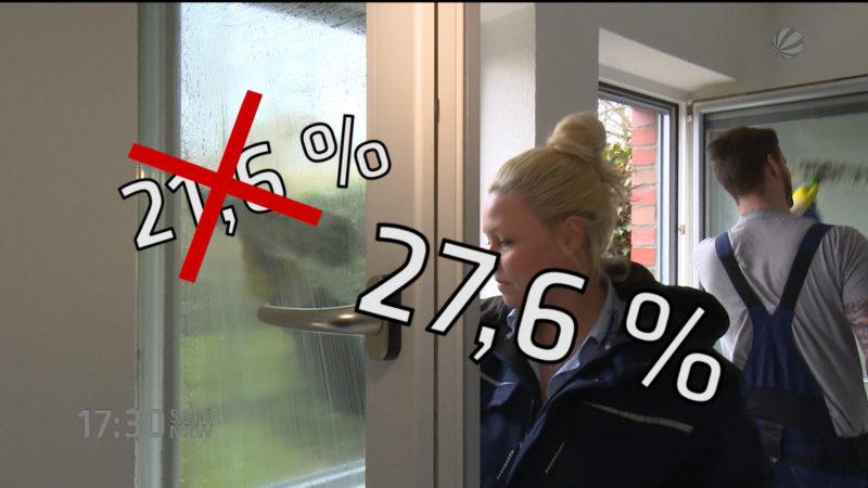 Männer und Frauen werden nicht gleich bezahlt (Foto: SAT.1 NRW)