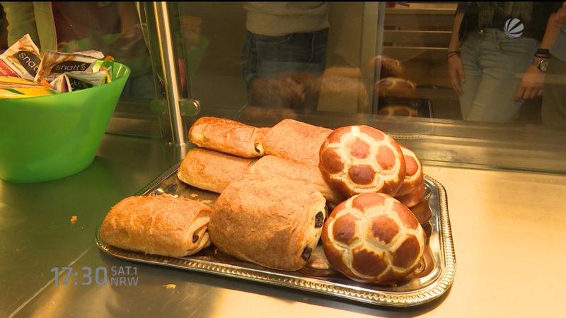 Schüler kündigen Bäcker wegen Hetz-Postings (Foto: SAT.1 NRW)