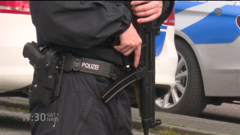 Machtlos gegen den Terror? (Foto: SAT.1 NRW)