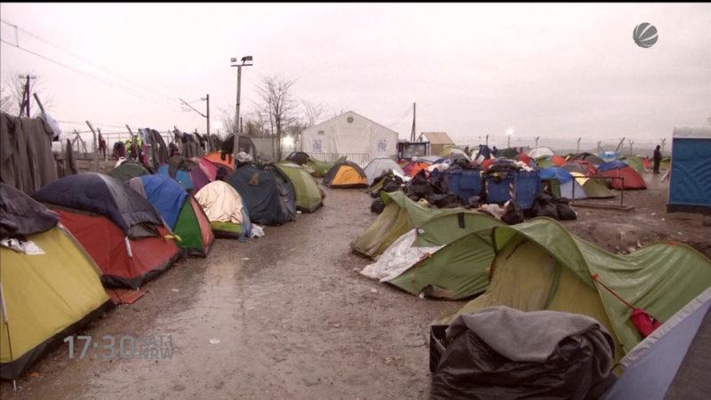 Weniger Flüchtlinge in NRW - und jetzt? (Foto: SAT.1 NRW)