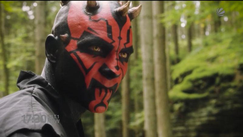 Star Wars Fan-Film (Foto: SAT.1 NRW)