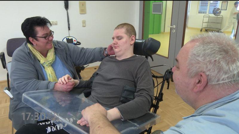 Hilfe für Manuel (Foto: SAT.1 NRW)