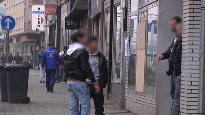 Der Terror entsteht in den Ghettos (Foto: SAT.1 NRW)