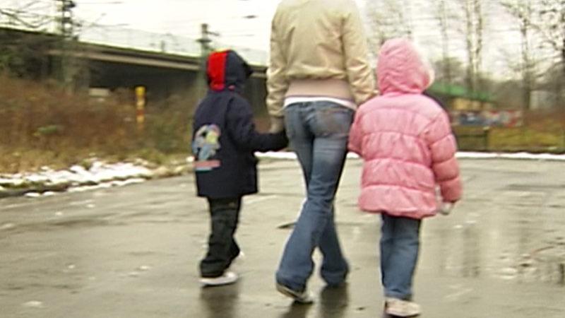 Mehr Kinderarmut in NRW (Foto: SAT.1 NRW)