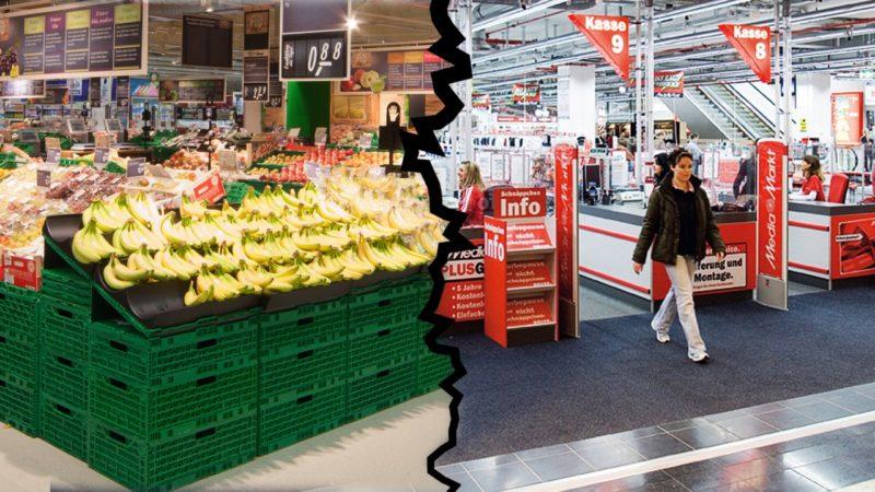 Metro-Konzern vor Spaltung (Foto: SAT.1 NRW)