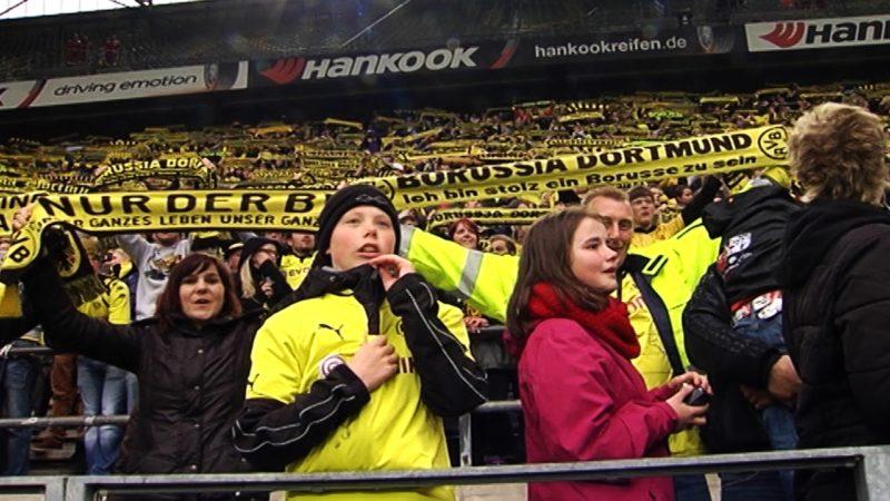 Wenn Fußball zur Nebensache wird (Foto: SAT.1 NRW)