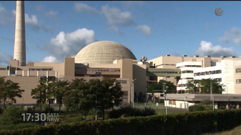 Klage gegen Atom-Aus (Foto: SAT.1 NRW)