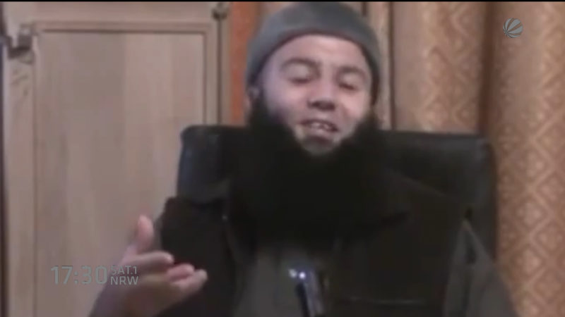 Auftritte von Islamistenprediger abgesagt (Foto: SAT.1 NRW)