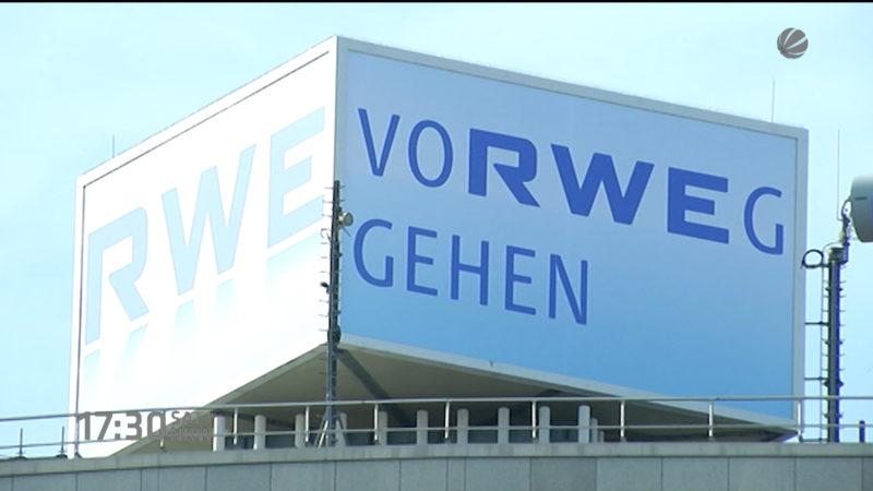Dickes Minus bei RWE (Foto: SAT.1 NRW)