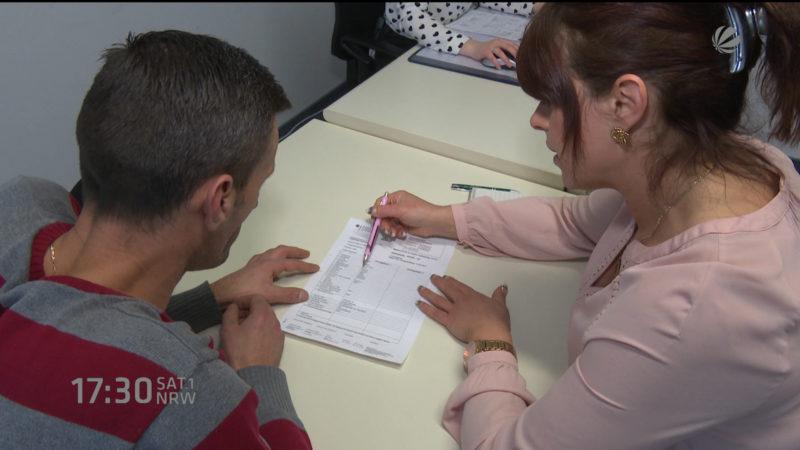 Geld für Integration (Foto: SAT.1 NRW)