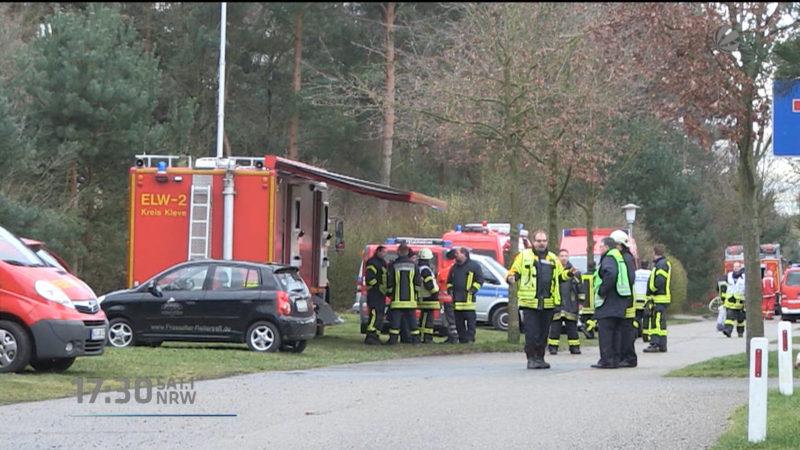 Tod von 8jähriger wird untersucht (Foto: SAT.1 NRW)