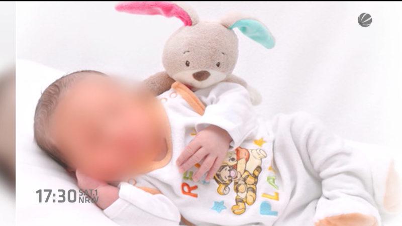 Prozess gegen mutmaßlichen Babymörder (Foto: SAT.1 NRW)