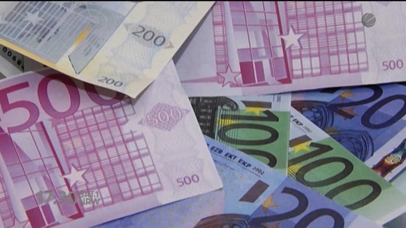 Schulden steigen (Foto: SAT.1 NRW)