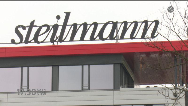 Modehersteller Steilmann insolvent (Foto: SAT.1 NRW)