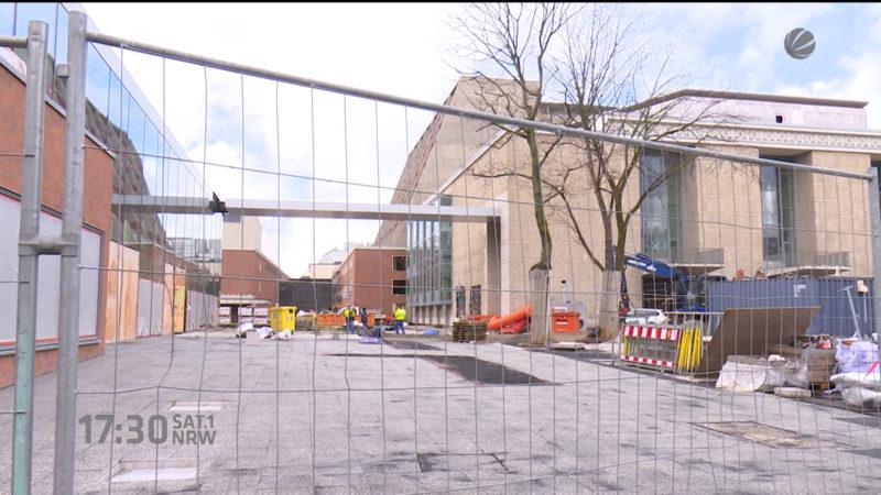 Wieder Ärger um Kölner Oper (Foto: SAT.1 NRW)