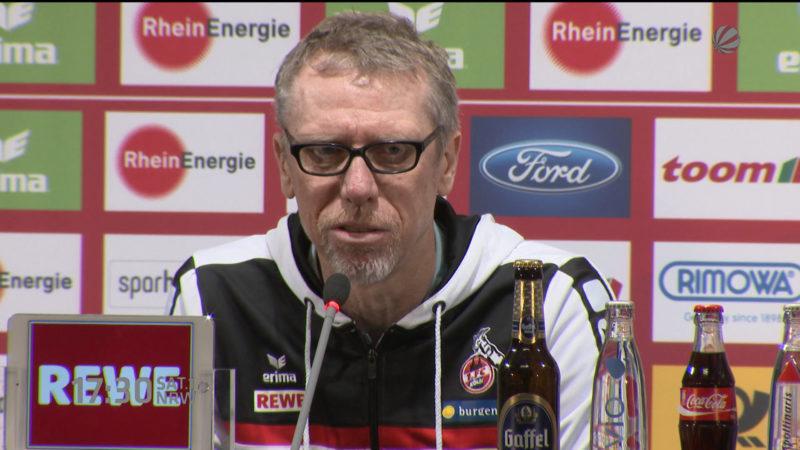 1.FC Köln vor Duell mit FC Bayern (Foto: SAT.1 NRW)