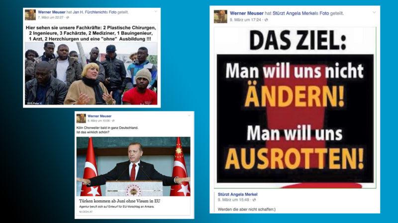 Wegen Postings gekündigt (Foto: Facebook)