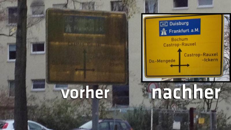 Bürokratischer Irrsinn in Dortmund? (Foto: SAT.1 NRW / Privat)