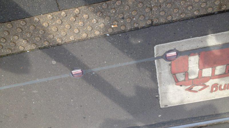Köln führt Smartphone-Ampel ein (Foto: SAT.1 NRW)