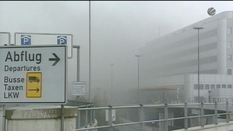 20 Jahre Flughafenbrand (Foto: SAT.1 NRW)