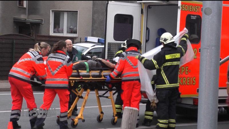 Tödlicher Aufzug-Unfall (Foto: SAT.1 NRW)