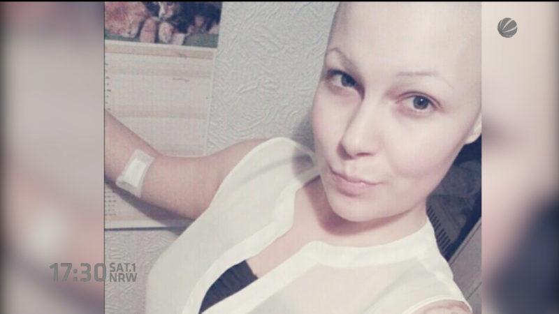 Krebskranke auf Facebook gemobbt (Foto: SAT.1 NRW)