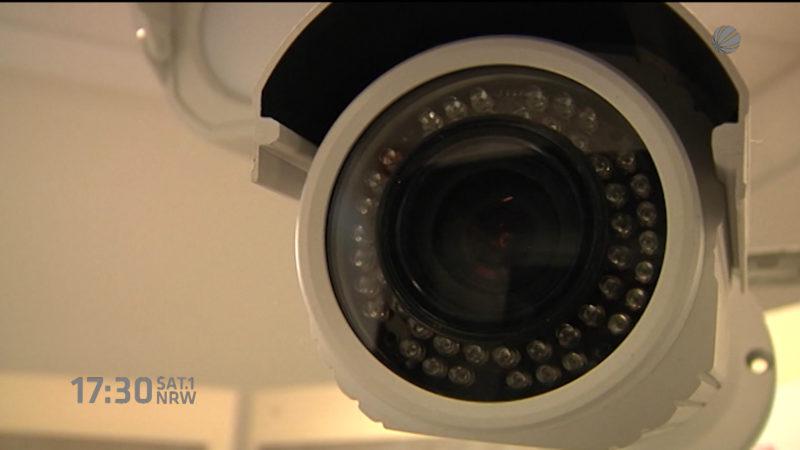 Kaum Videobeobachtung in NRW (Foto: SAT.1 NRW)
