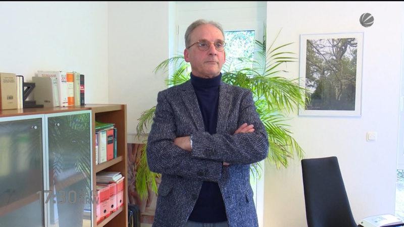 Roland R. will im Knast bleiben (Foto: SAT.1 NRW)
