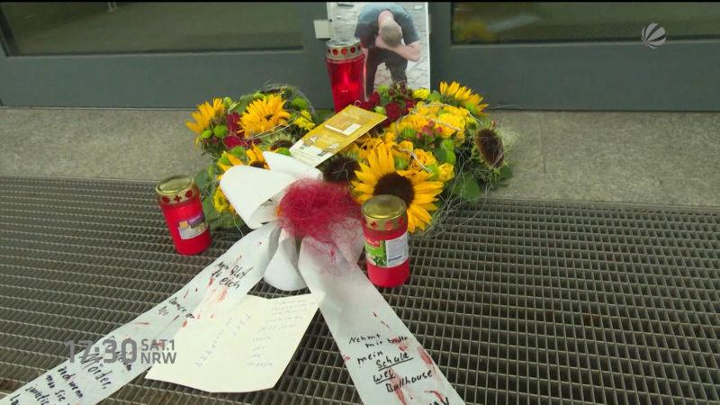 Loveparade-Opfer ziehen vor Staatsanwaltschaft (Foto: SAT.1 NRW)