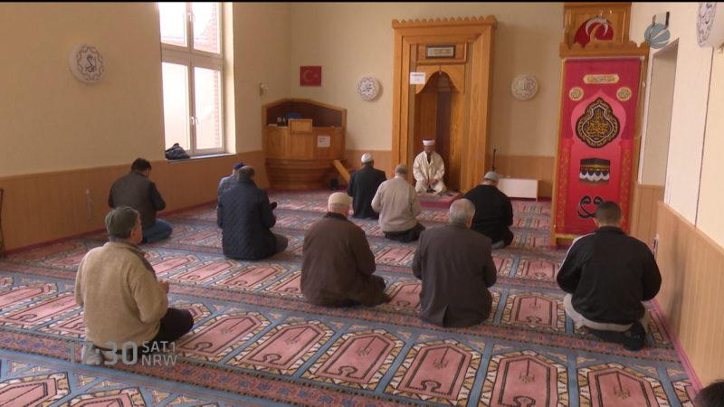 Gegenwind für Moscheen (Foto: SAT.1 NRW)