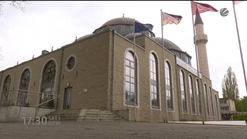 Müssen Moscheen überwacht werden? (Foto: SAT.1 NRW)