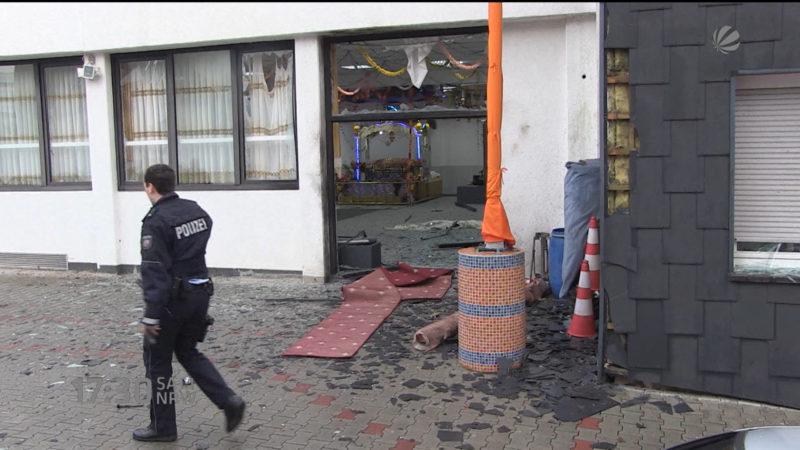 Bombe im Sikh-Tempel (Foto: SAT.1 NRW)