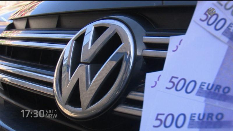Mammut-Prozess gegen VW (Foto: SAT.1 NRW)