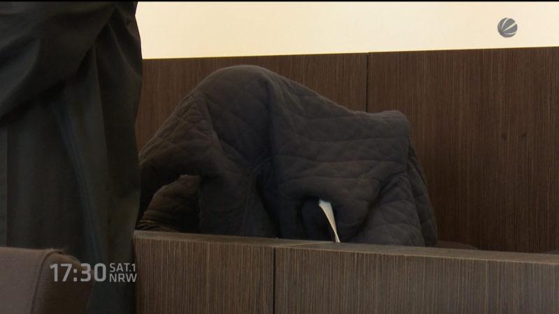 Erster Silvestergrabscher vor Gericht (Foto: SAT.1 NRW)