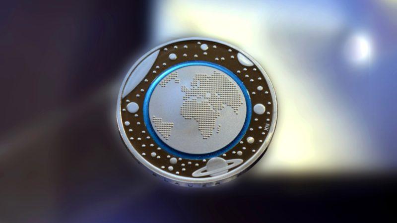 Neue 5€-Münze begeistert Deutschland (Foto: Klein und Neumann KommunikationsDesign)