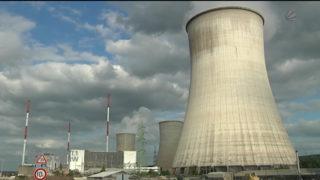 Kampf gegen Atomkraftwerk (Foto: SAT.1 NRW)