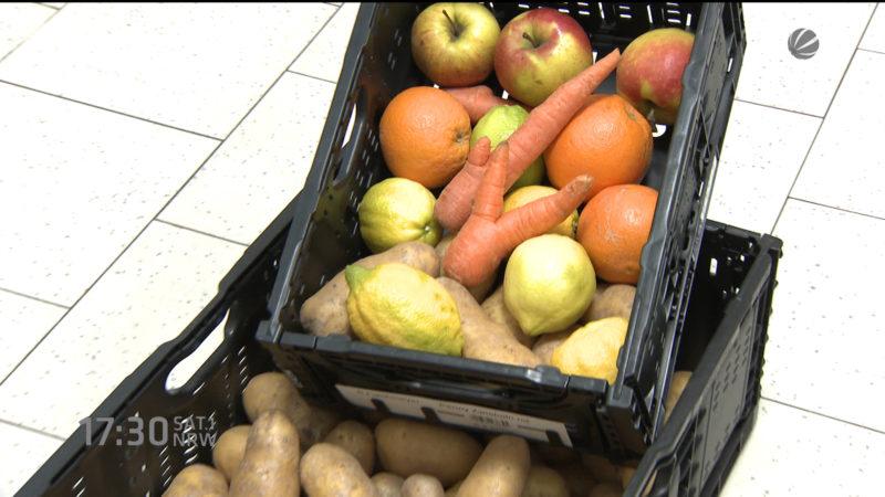 """Penny bietet """"hässliches"""" Gemüse (Foto: SAT.1 NRW)"""