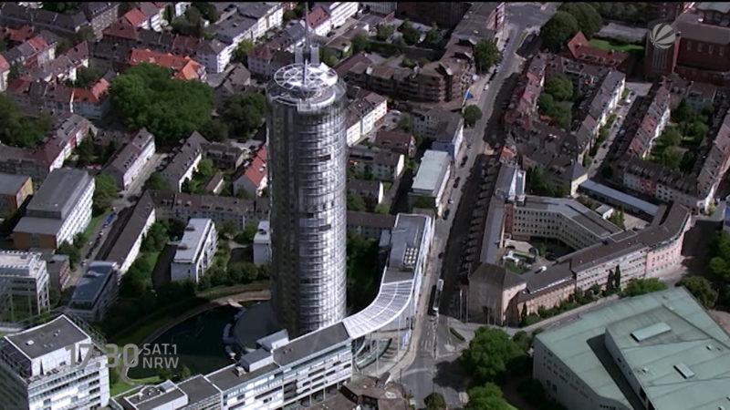Städte wollen RWE Aktien wohl loswerden (Essen) (Foto: SAT.1 NRW)