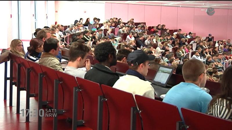 30 Millionen Euro für Hochschulen (Foto: SAT.1 NRW)