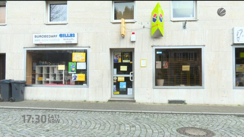 Post wieder da (Foto: SAT.1 NRW)