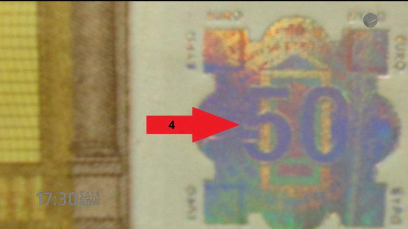 Falschgeld im Umlauf (Foto: SAT.1 NRW)
