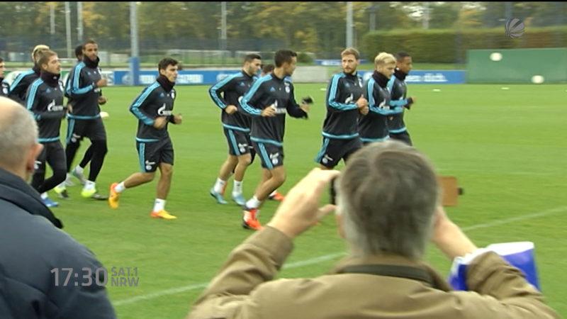 Schalke braucht Sané-Tag (Foto: SAT.1 NRW)