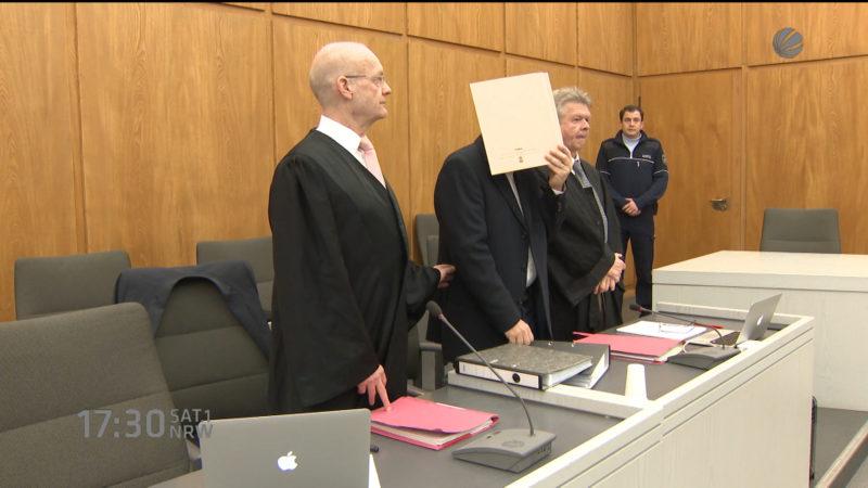 12 Jahre Haft für Bottroper Journalisten (Foto: SAT.1 NRW)