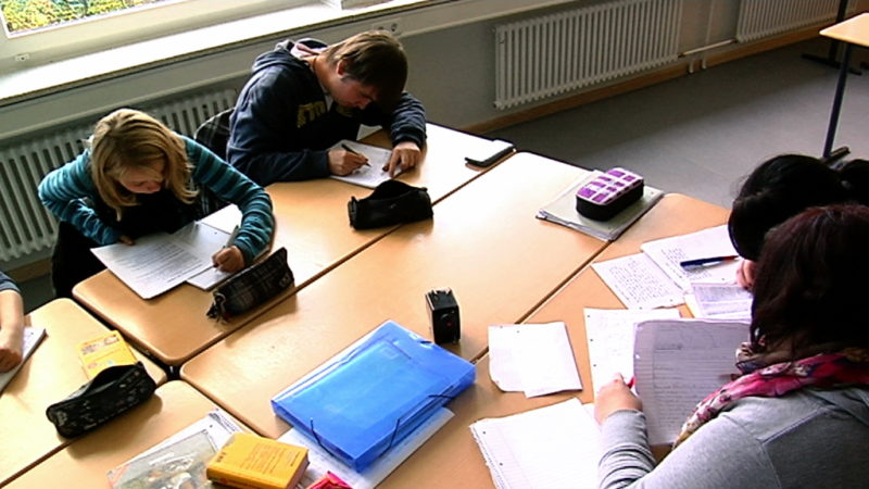 Keine neuen Sicherheitsmaßnahmen an Schulen (Foto: SAT.1 NRW)