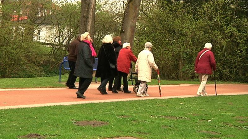 Jedem Zweiten droht die Altersarmut (Foto: SAT.1 NRW)